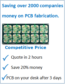 competitive price PCB