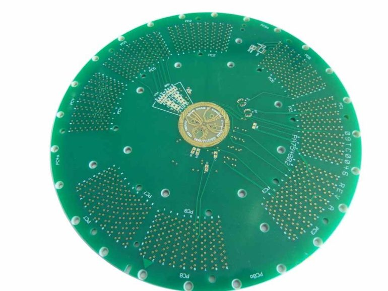 Hard Gold Plating PCB