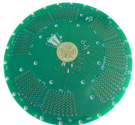 Hard Gold Plating PCB-feature