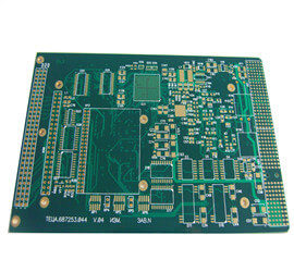Press fit PCB-feature