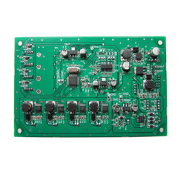 Prototype board assembly