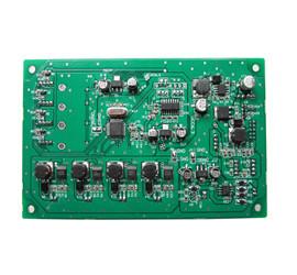 Prototype board assembly