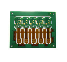 Rigid Flex Printed Circuit Boards-Feature