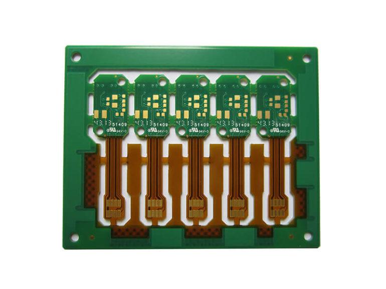 Rigid Flex Printed Circuit Boards