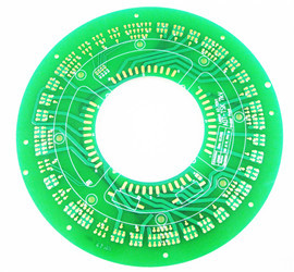 Semiconductor test PCB-
