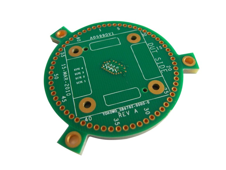 Via in Pad PCB Prototype