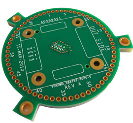 Via in Pad PCB board-feature