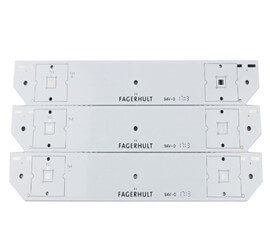 aluminum pcb -feature