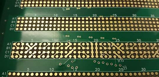 resin plugging
