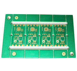 Castellated holes pcb-feature