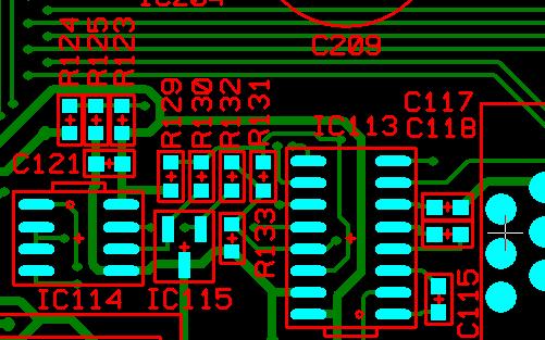 PCB silkscreen-4