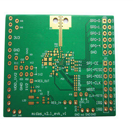 small BGA pad PCB-feature