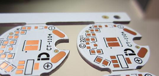 OSP PCB surface