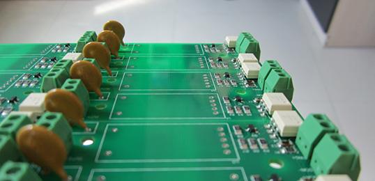 PCB design optimized