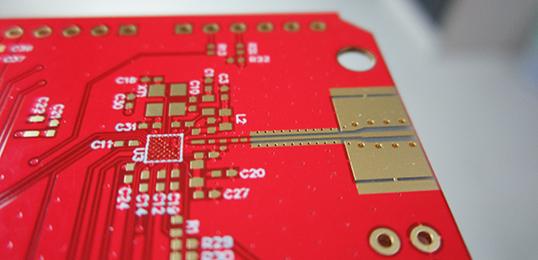 High-speed signal PCB