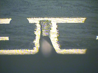 blind vias(L1-L3)