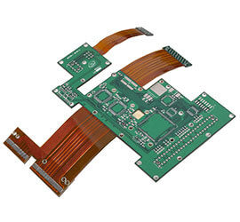 rigid-flex board-feature