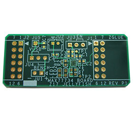2.7mil small track PCB-feature
