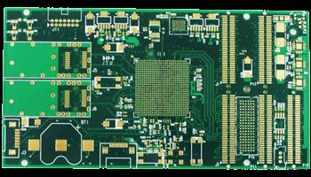 HDI PCB prototype