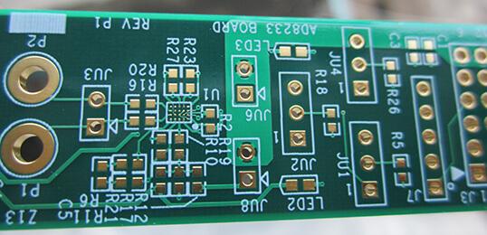 Small trace PCB