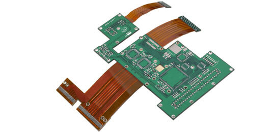 rigid-flex circuit board-feature