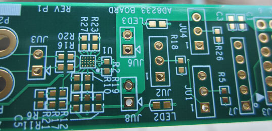 PCB factory-feature