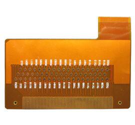 Flex circuit board-feature