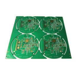 Small trace PCB-feature