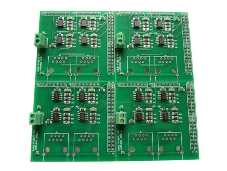 Quick-turn PCB Assembly