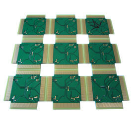 Via-In-Pad Plated Over PCB